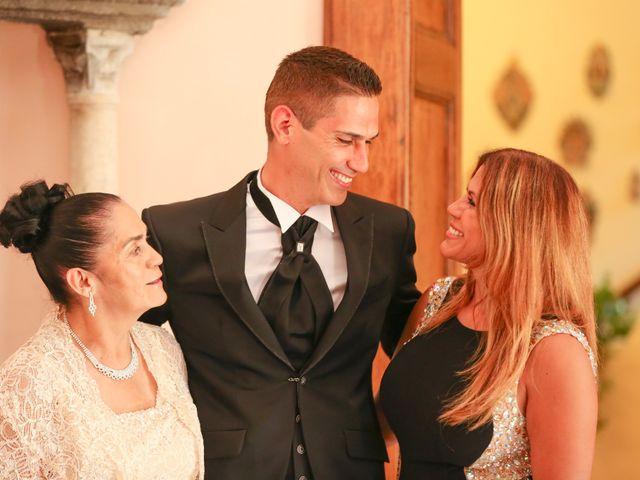 Il matrimonio di Estevan e Aurora a Ravello, Salerno 38