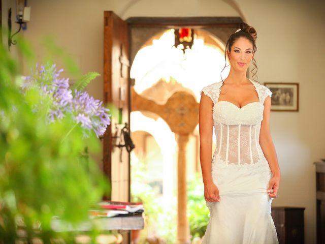 Il matrimonio di Estevan e Aurora a Ravello, Salerno 39