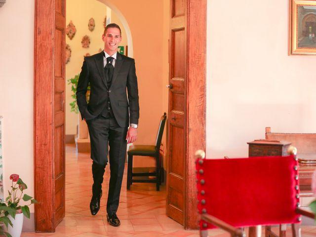 Il matrimonio di Estevan e Aurora a Ravello, Salerno 40