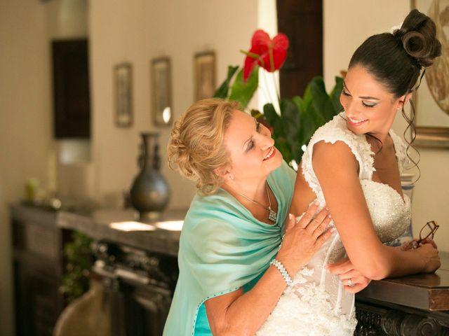 Il matrimonio di Estevan e Aurora a Ravello, Salerno 45