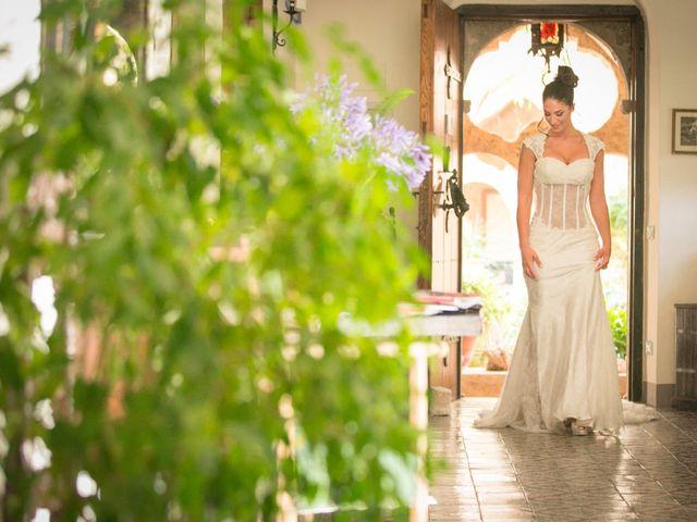 Il matrimonio di Estevan e Aurora a Ravello, Salerno 46