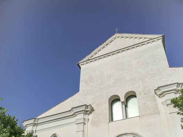 Il matrimonio di Estevan e Aurora a Ravello, Salerno 50