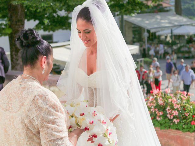 Il matrimonio di Estevan e Aurora a Ravello, Salerno 51
