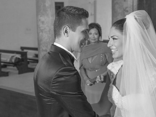 Il matrimonio di Estevan e Aurora a Ravello, Salerno 52