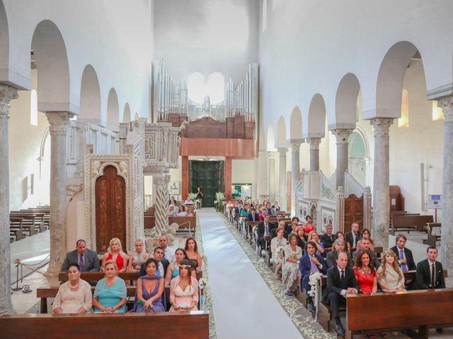 Il matrimonio di Estevan e Aurora a Ravello, Salerno 53