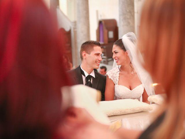 Il matrimonio di Estevan e Aurora a Ravello, Salerno 56