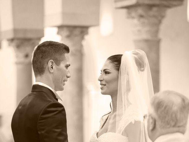 Il matrimonio di Estevan e Aurora a Ravello, Salerno 58