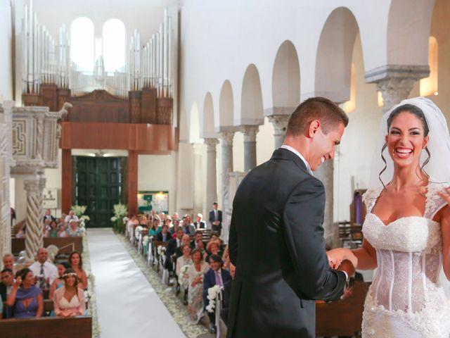 Il matrimonio di Estevan e Aurora a Ravello, Salerno 61