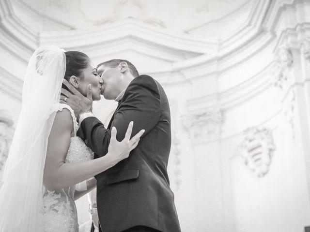 Il matrimonio di Estevan e Aurora a Ravello, Salerno 62