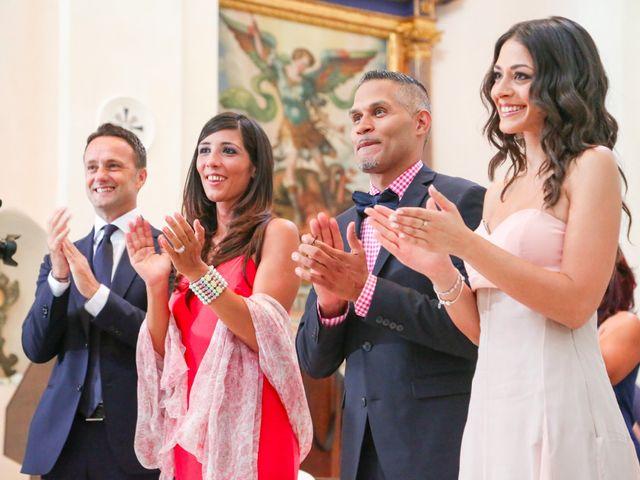 Il matrimonio di Estevan e Aurora a Ravello, Salerno 63