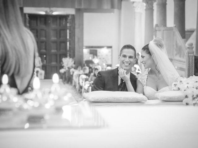 Il matrimonio di Estevan e Aurora a Ravello, Salerno 64