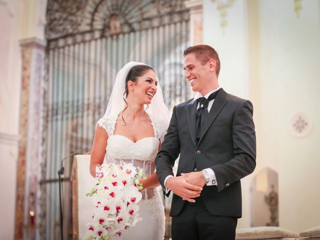 Il matrimonio di Estevan e Aurora a Ravello, Salerno 65