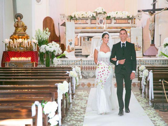 Il matrimonio di Estevan e Aurora a Ravello, Salerno 66