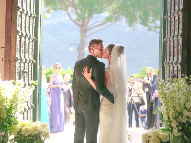 Il matrimonio di Estevan e Aurora a Ravello, Salerno 67
