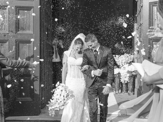Il matrimonio di Estevan e Aurora a Ravello, Salerno 68