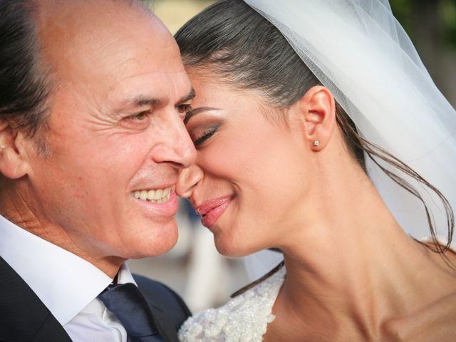 Il matrimonio di Estevan e Aurora a Ravello, Salerno 70