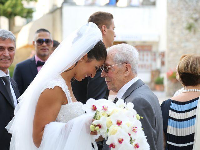 Il matrimonio di Estevan e Aurora a Ravello, Salerno 72