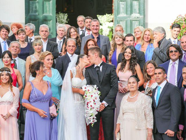 Il matrimonio di Estevan e Aurora a Ravello, Salerno 73