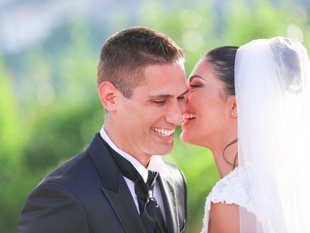 Il matrimonio di Estevan e Aurora a Ravello, Salerno 78