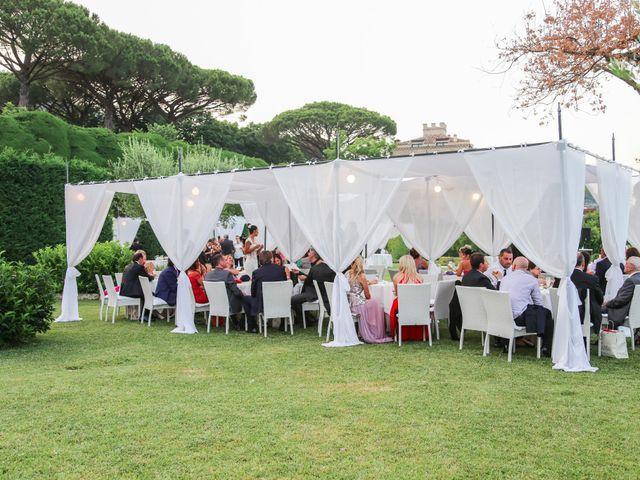 Il matrimonio di Estevan e Aurora a Ravello, Salerno 96