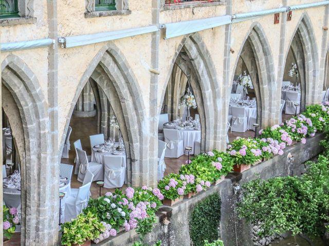 Il matrimonio di Estevan e Aurora a Ravello, Salerno 97