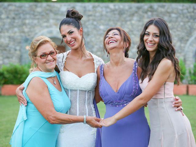 Il matrimonio di Estevan e Aurora a Ravello, Salerno 101