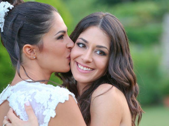 Il matrimonio di Estevan e Aurora a Ravello, Salerno 102