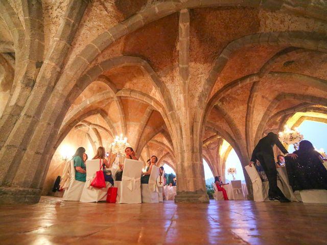 Il matrimonio di Estevan e Aurora a Ravello, Salerno 103