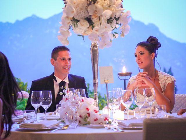 Il matrimonio di Estevan e Aurora a Ravello, Salerno 107