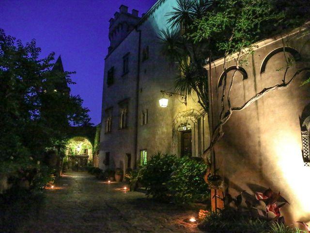 Il matrimonio di Estevan e Aurora a Ravello, Salerno 110
