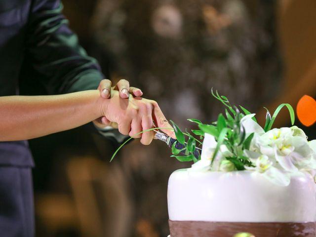 Il matrimonio di Estevan e Aurora a Ravello, Salerno 113