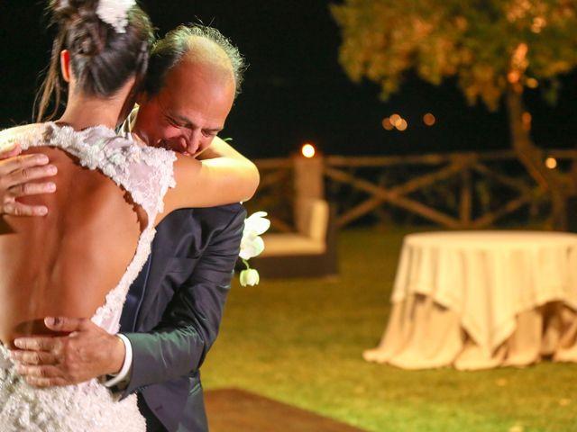 Il matrimonio di Estevan e Aurora a Ravello, Salerno 116