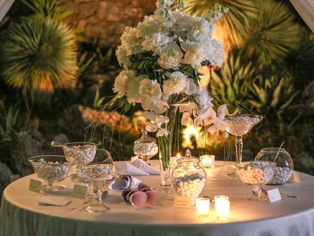 Il matrimonio di Estevan e Aurora a Ravello, Salerno 117