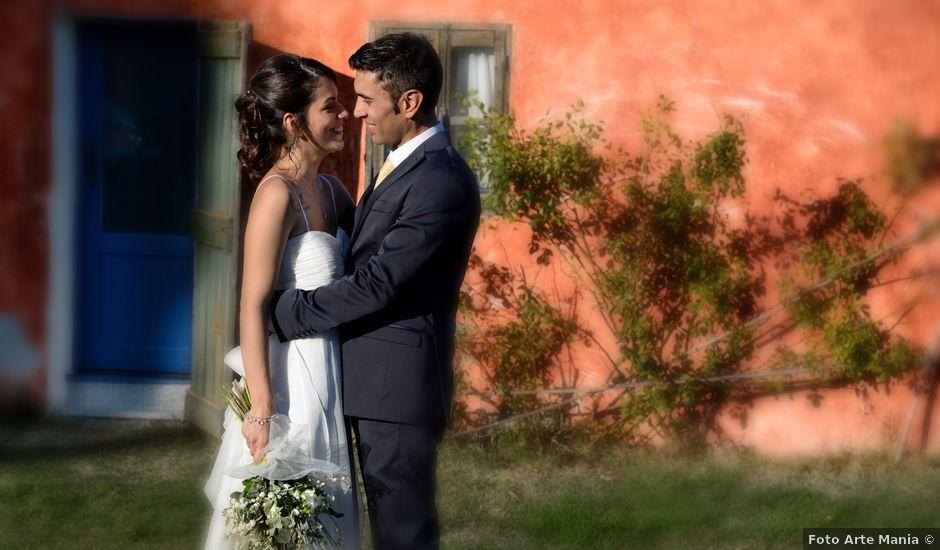 Il matrimonio di Mario e Stefania a Voghera, Pavia