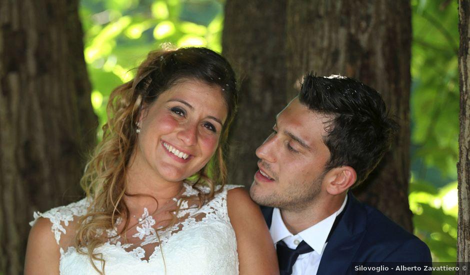 Il matrimonio di Marco e Francesca a Besozzo, Varese