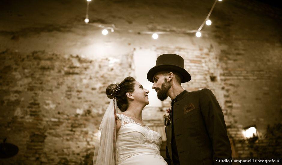 Il matrimonio di Antonio e Giorgia a Offida, Ascoli Piceno