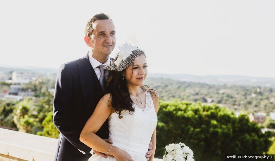 Il matrimonio di Marco e Andrea a Ceglie Messapica, Brindisi