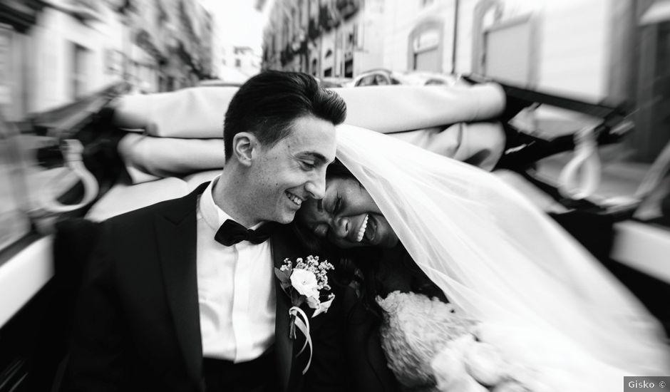 Il matrimonio di Gilliane e Filippo a Catanzaro, Catanzaro