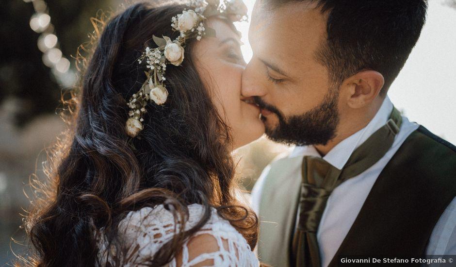 Il matrimonio di Lucia e Renzo a Praia a Mare, Cosenza