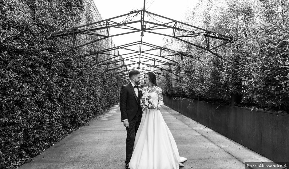 Il matrimonio di Andrea e Eleonora a Monza, Monza e Brianza