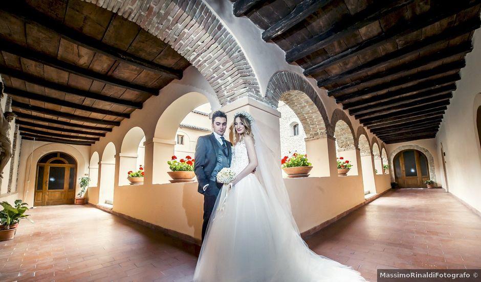 Il matrimonio di Francesco e Cecilia a Rieti, Rieti