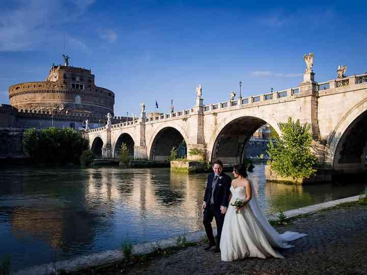 le nozze di Lucrezia e Adam