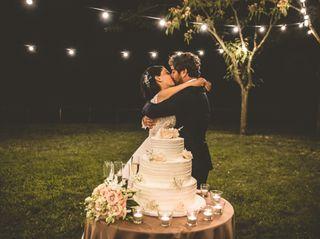 Le nozze di Serena e Cristiano 2