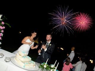 Le nozze di Samantha e Simon