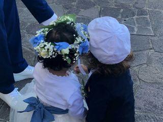 Le nozze di Samantha e Daniel 1