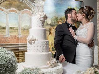 Le nozze di Clarissa e Fabio