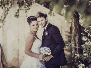 Le nozze di Giuliana e Oscar