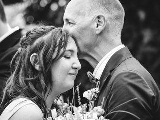Le nozze di Selene e Duncan