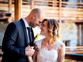 Le nozze di Michaela e Alessandro