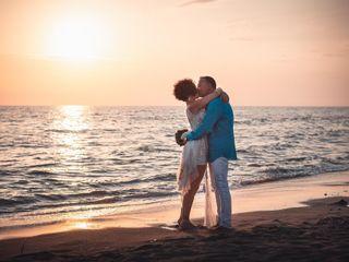 Le nozze di Ilaria e Giulio
